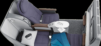 United Airlines Business Class Sale